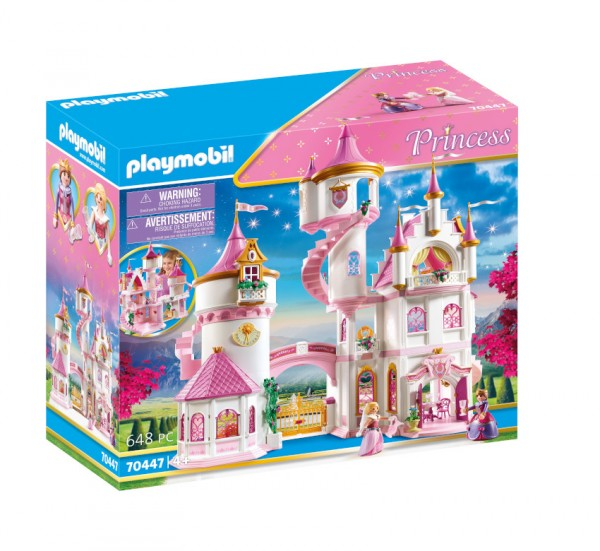 PLAYMOBIL großes Prinzessinnenschloss 70447